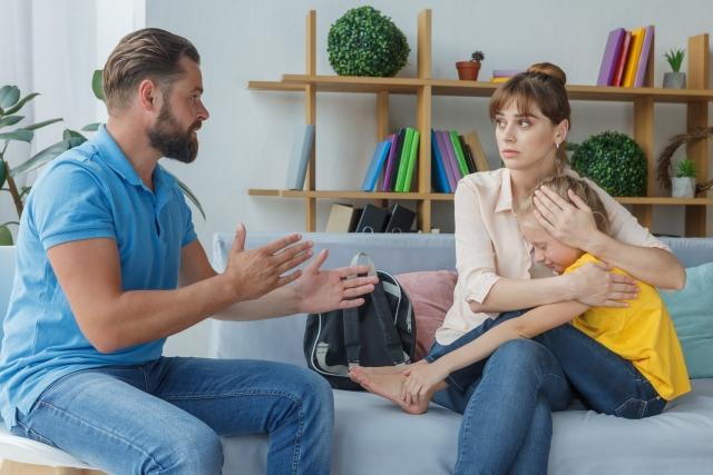 コロナ離婚を考える相談者